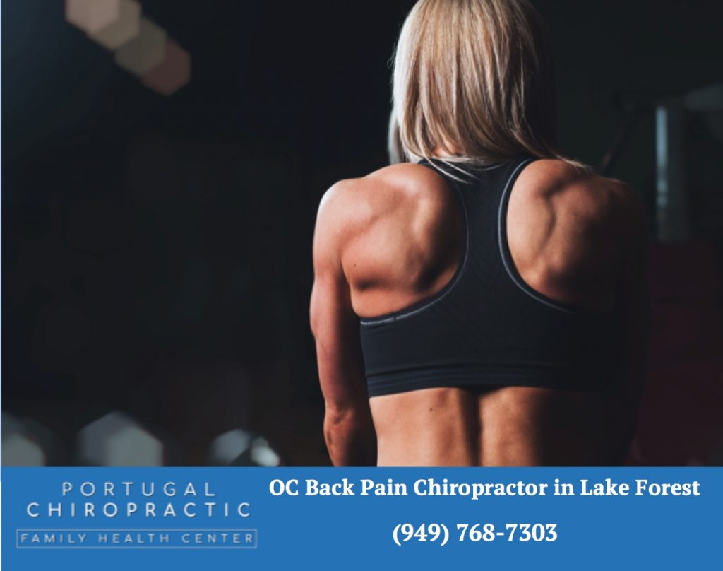 Orange County Back Pain Chiropractor in Lake Forest - Portugal Chiropractic