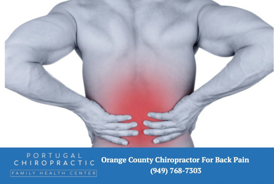 OC Chiropractor For Back Pain Lake Forest - Portugal Chiropractic