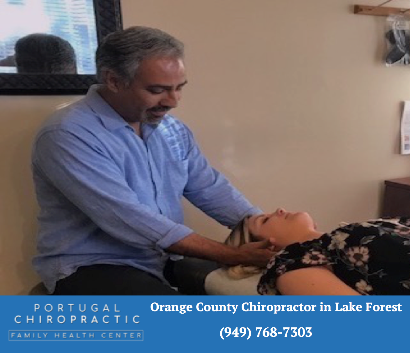 Orange County Chiropractor in Lake Forest - Portugal Chiropractic